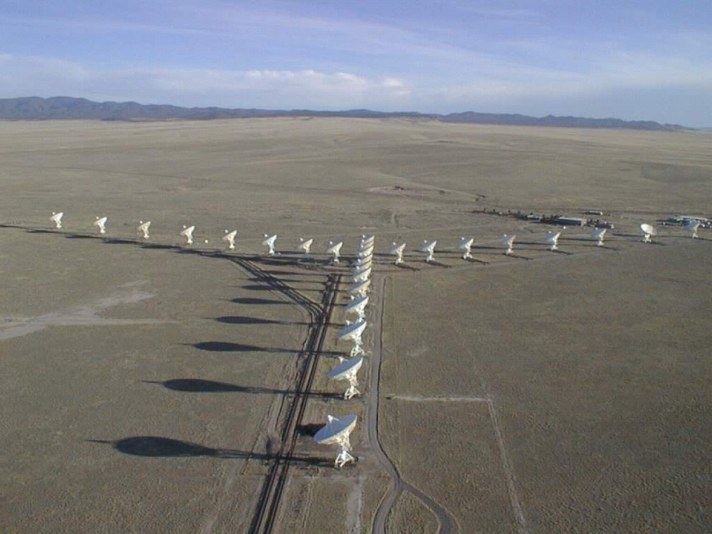 The Very Large Array Atlas Obscura