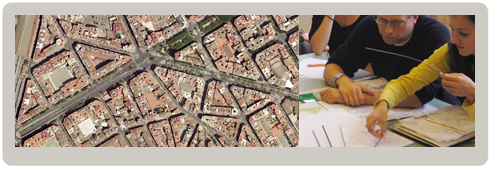 Erasmus Mundus Master Course in City Regeneration (reCity)