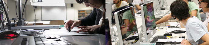 Grau en Disseny i Tecnologies Creatives