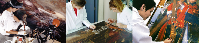 Master's Degree in Conservation and Restoration of Cultural Heritage