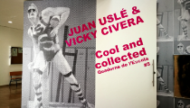 Juan Uslé & Vicky Civera. Cool and Collected