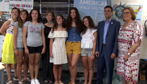 Ganadoras europeas Technovation Challenge