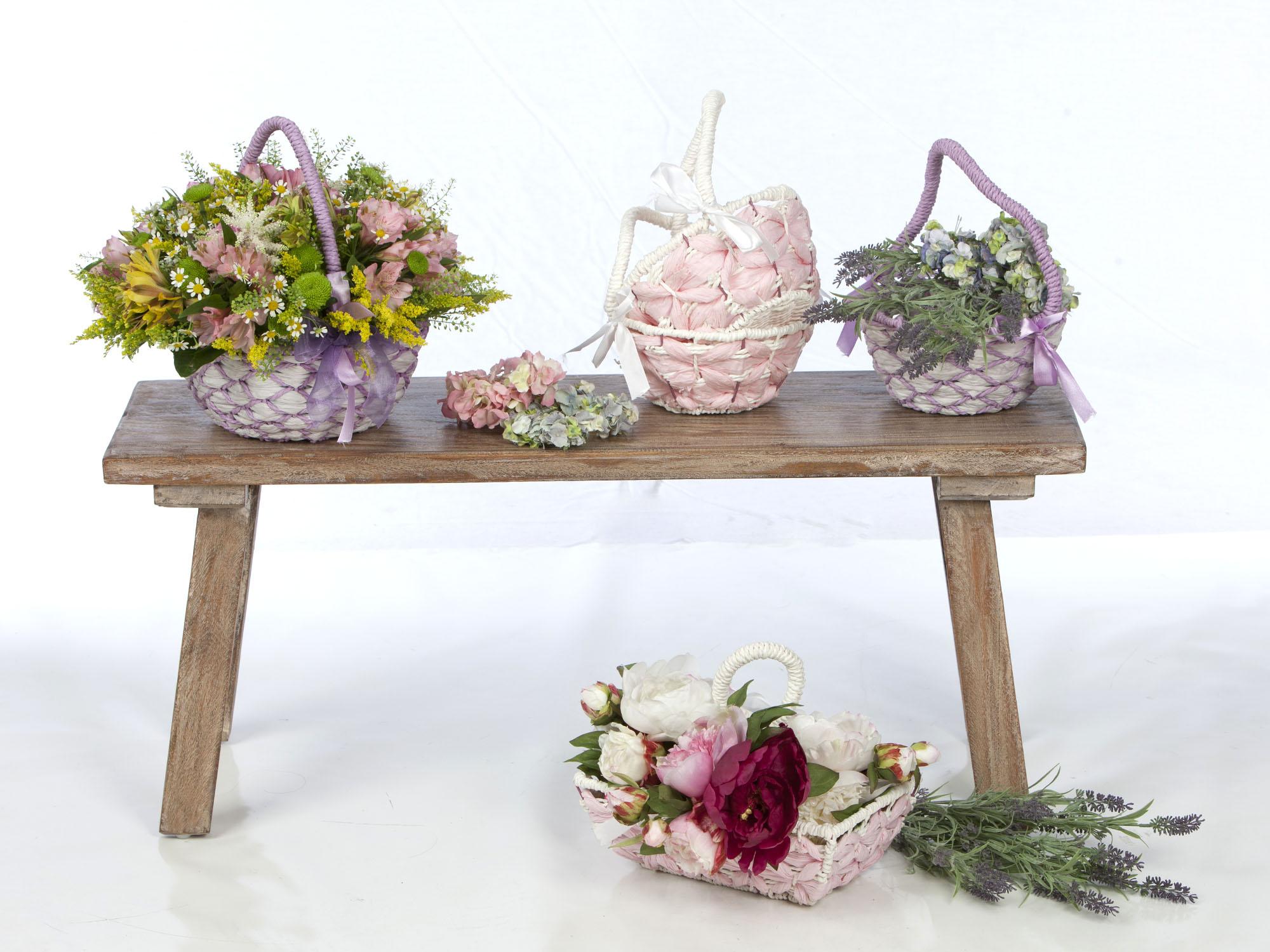 cestas de flores florister a cedat upv