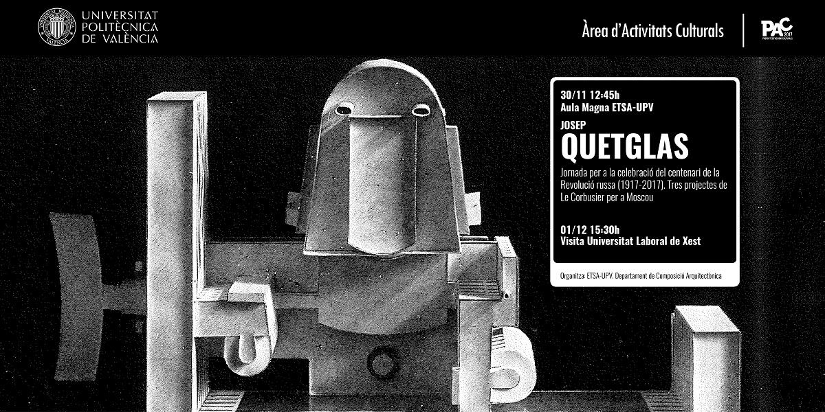 Jornada per a la celebraci del centenari de la revoluci for Josep quetglas