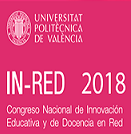Congreso IN-RED 2018 - UPV - Noticia @UPVTV, 20-07-2018