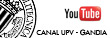 Canal Youtube Campus de Gandia