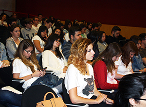 Welcoming Day for exchange students<br>