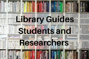 LibraryGuides: Help guides elaborated by ETSII Library about the catalogue, the UNE Standards, etc.