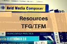 Resources TFG/TFM<br>