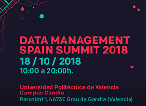 Data Management Spain Summit 2018