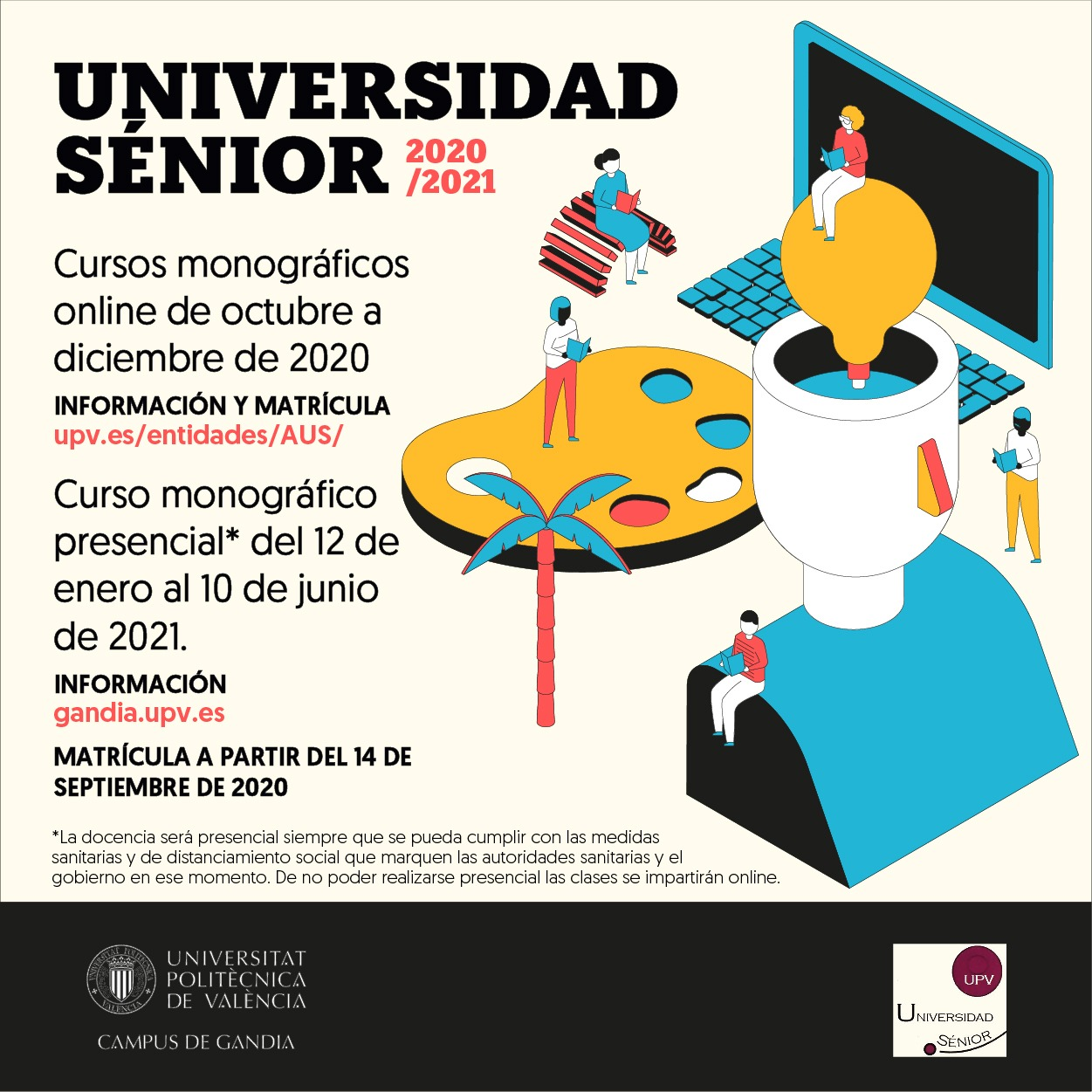 UPV US FOLLETO 2020 DIGITAL GANDIA