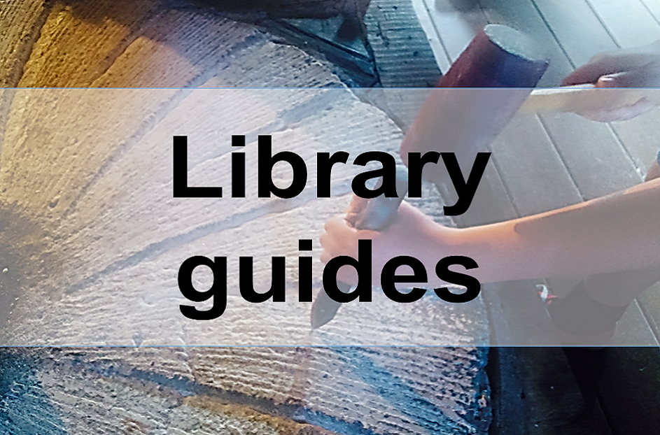 Library Guides [General purpose]