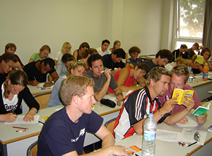 Welcoming Day for International Students